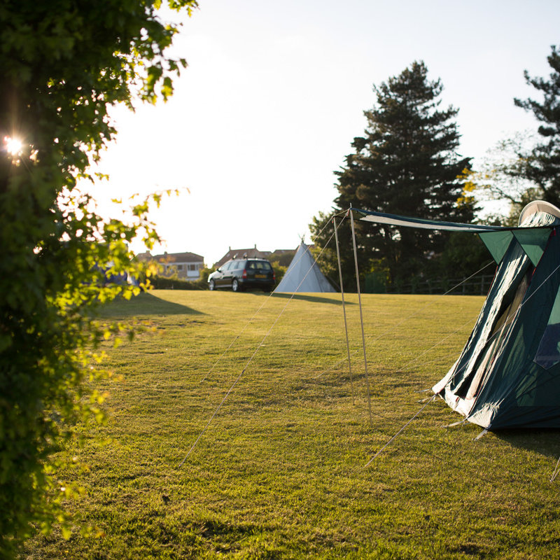 Deepdale Camping - A quiet, family friendly, campsite for tents, campervans & motorhomes, with five well kept paddocks in the heart of Burnham Deepdale.  Offering the perfect base to discover the Norfolk Norfolk Coast, an �Area of Outstanding Natural Beauty�.