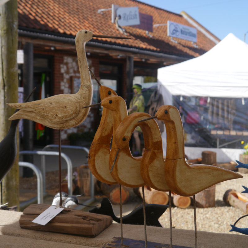 Deepdale Spring Market - Dalegate Market hosts Norfolk artisans & producers to start Spring on the North Norfolk Coast.